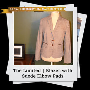 EUC | The Limited Two-Button Blazer